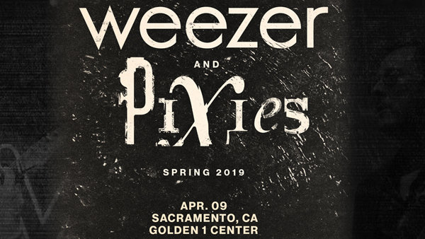 None - Weezer & The Pixies LIVE!