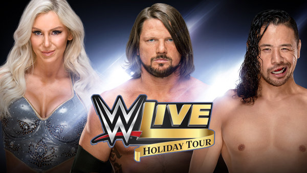 None - WWE Holiday Tour LIVE!