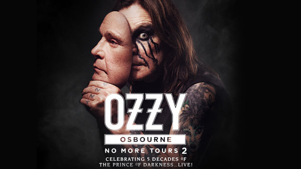 None - Ozzy Osbourne : No More Tours 2