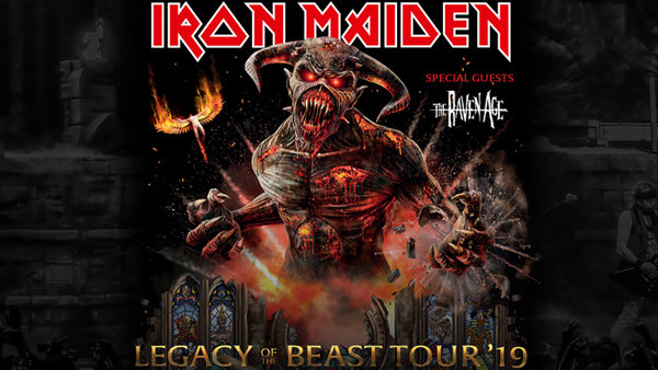 None - Win Tix To The Legacy Of The Beast Tour!