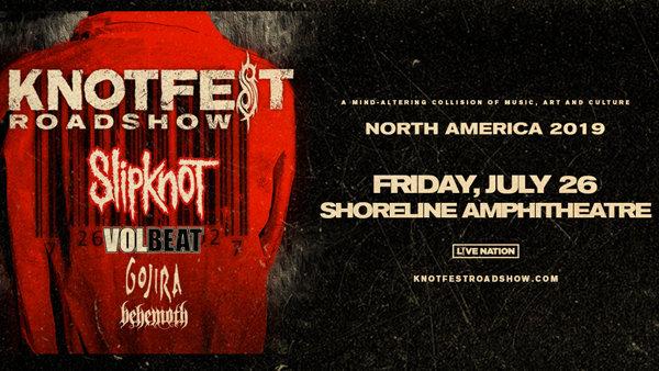 None - Knotfest 2019!
