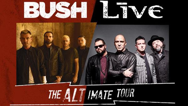 None - Bush And LIVE