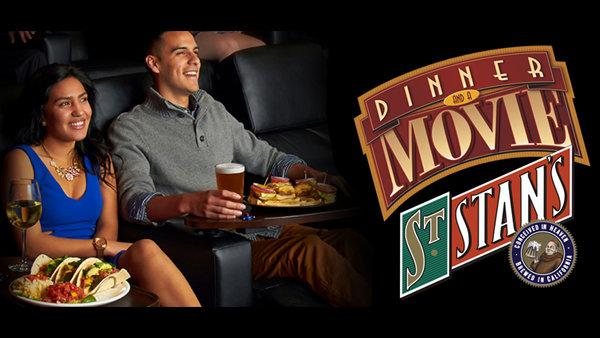 None - Dinner & A Movie!