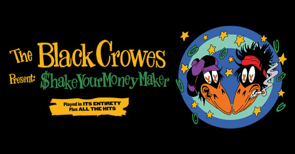 None - See The The Black Crowes LIVE
