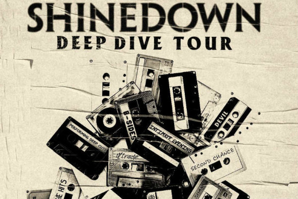 None - See Shinedown LIVE!