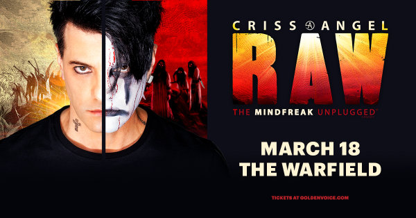 None - See Criss Angel LIVE!