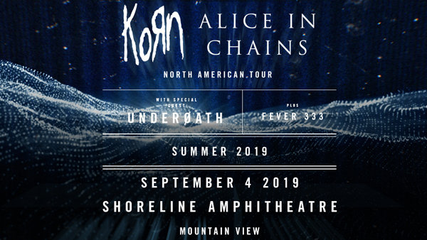 None - KORN and Alice In Chains LIVE