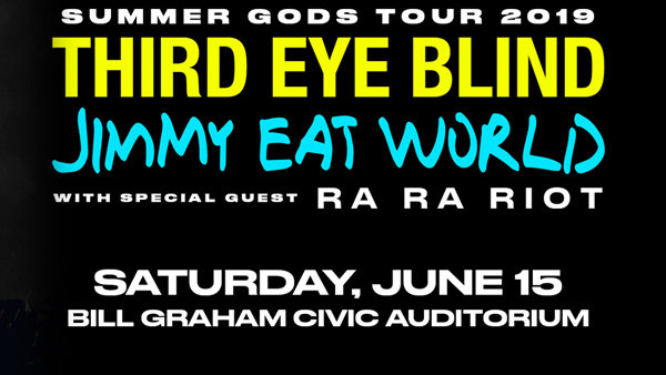 None - Third Eye Blind LIVE