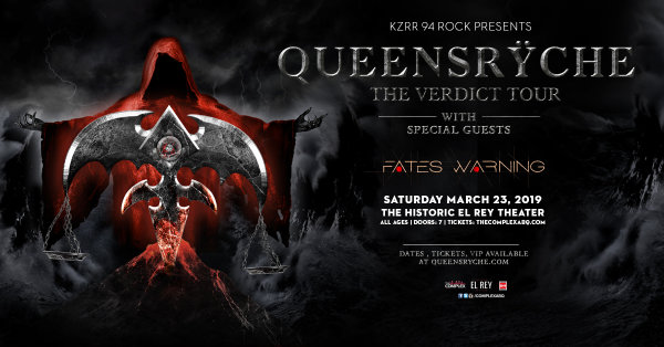 Win Queensryche Tickets