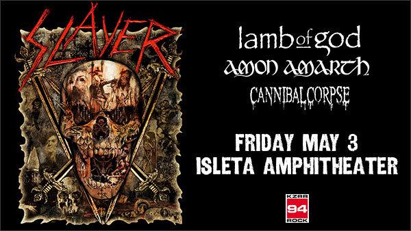 Win Slayer Tickets