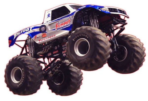 None - Have A Monster Truck Come To Your Kid's School