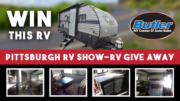 None - RV Give Away!