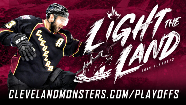 None -  Win tickets to see The Cleveland Monsters in Playoff action