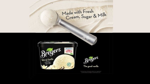 None - Win $50 to Giant Eagle from Breyers Ice Cream