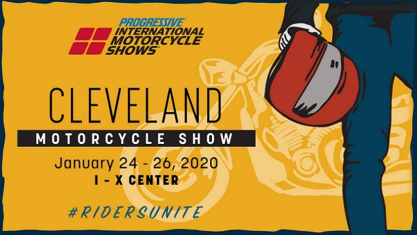 None - Win tickets to The Progressive International Motorcycle Show
