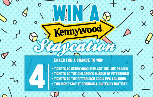 Win A Kennywood Staycation