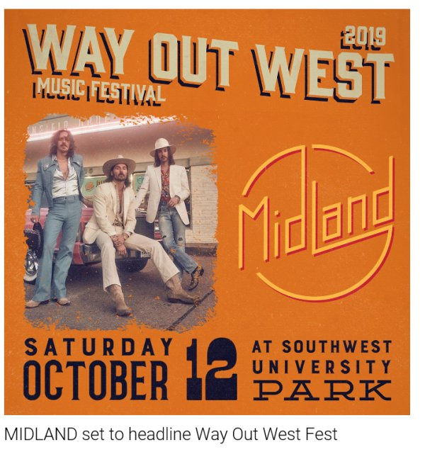 None - Win Tickets to Way Out West Fest!