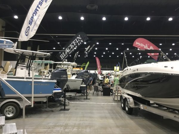 None - Win tickets to the 2019 Boat Show at the VBC