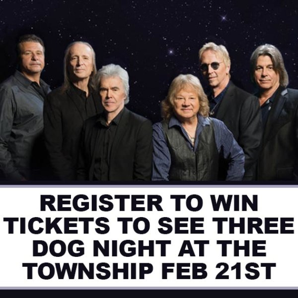 None - Three Dog Night at the Township Tickets