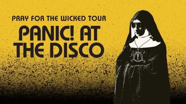 None - Enter in to win tickets to see Panic at the Disco!