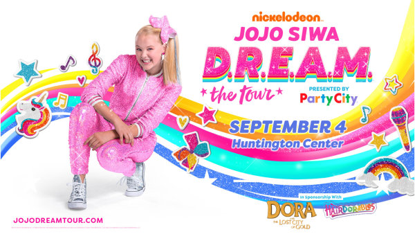 None - Win JoJo Siwa Tickets!