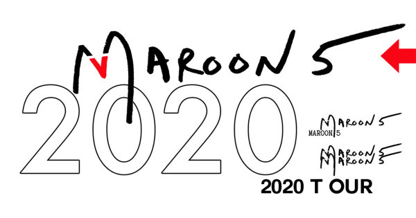 None - Win Maroon 5 Tickets!