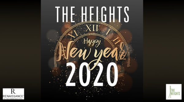 None - Win Tickets to The Heights New Year's Eve Party!