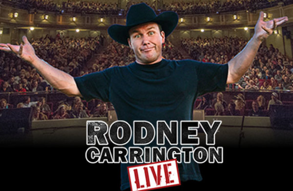 None - Rodney Carrington at the Township Tickets