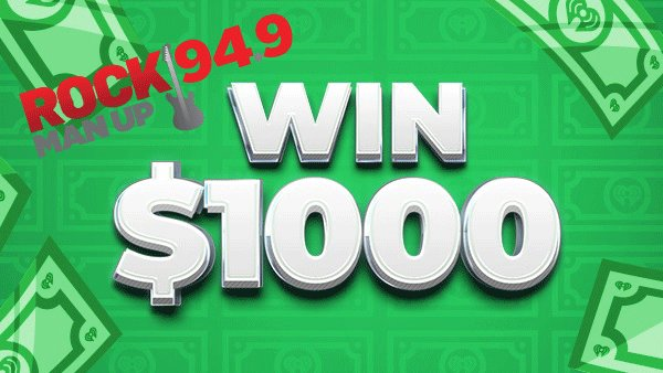 None - Listen to Win $1,000 in the Rock The Bank Contest!