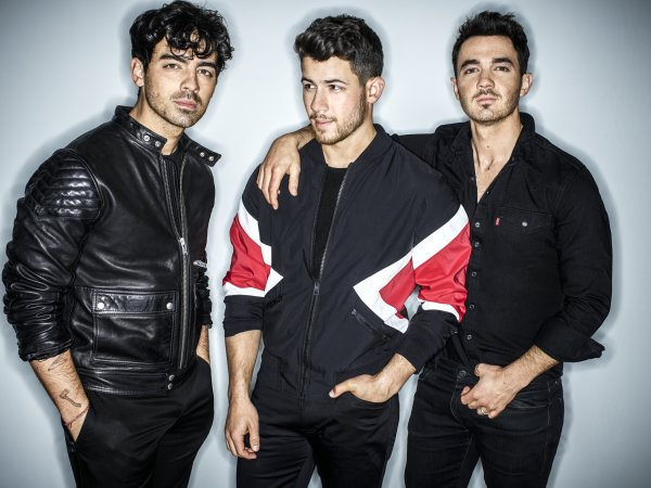 None - See the Jonas Brothers in Orlando!
