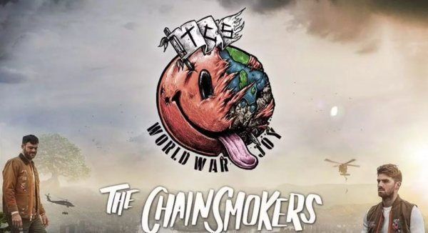 None - Enter to Win Tickets + Party Passes to the Chainsmokers World War Joy Tour!