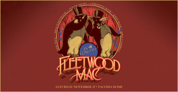 None -     Thursday Ticket Takeover: Fleetwood Mac 11/15