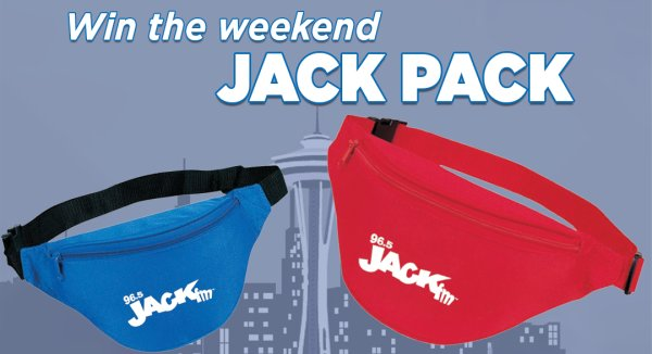 None - Win The Weekend JACK Pack! 9/21 - 9/22