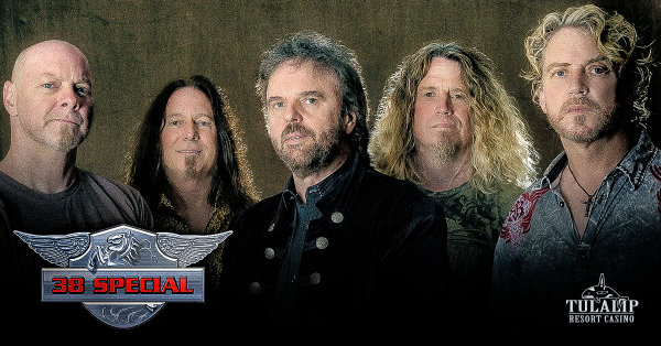 None - Enter to Win: SOLD OUT 38 Special tickets!