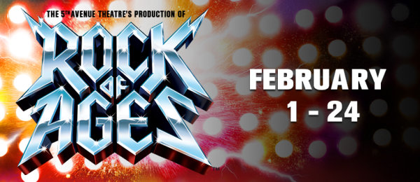 None - Listen with Lee to win Rock of Ages tickets!