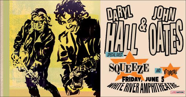 None - Thursday Ticket Takeover: Daryl Hall & John Oates
