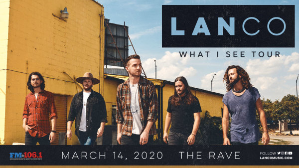 image for Win tickets to LANCO