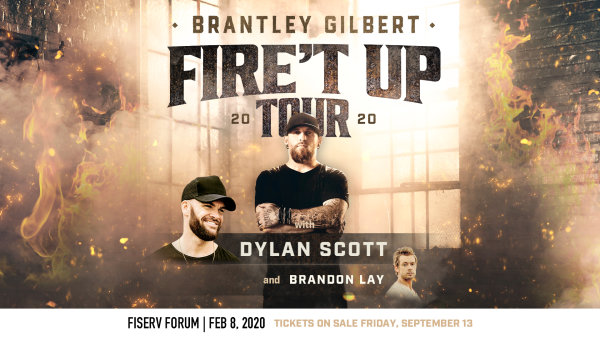 None - Win tickets to Brantley Gilbert