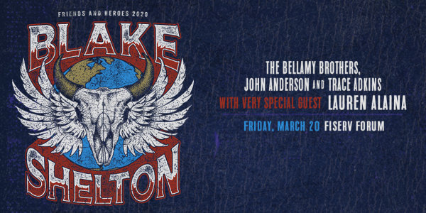 None - Win tickets to Blake Shelton