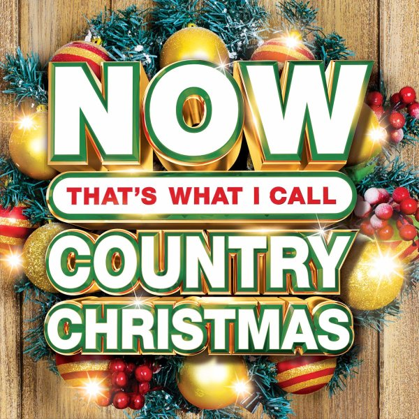 None - NOW That's What I Call Country Christmas CD