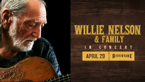 None - Win tickets to Willie Nelson & Family