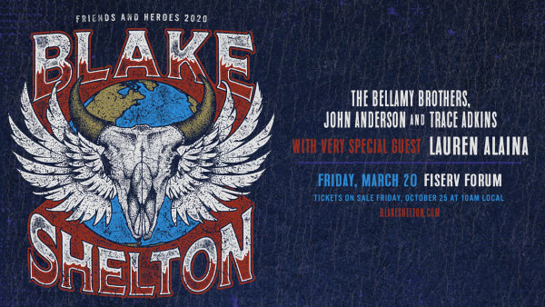 image for Win tickets to Blake Shelton