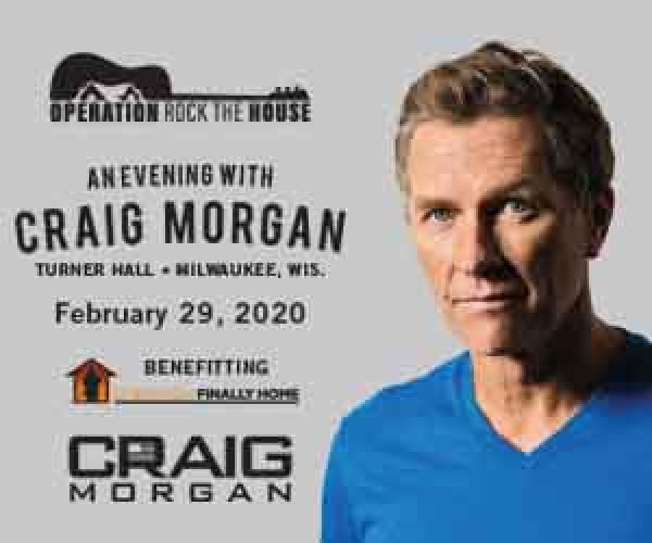 image for Win tickets to Craig Morgan