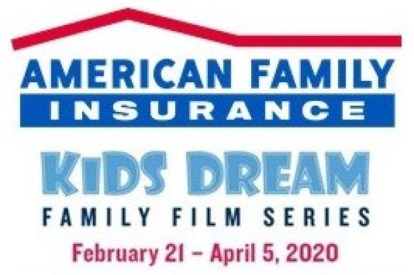 image for American Family Insurance Kids Dream Family Film Series from FM106.1!