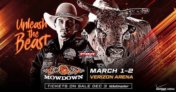None -  PBR:Unleash The Beast Tickets and Chute Tour!