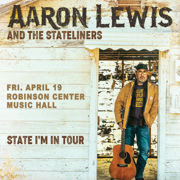 None - Win Aaron Lewis Concert Tickets!