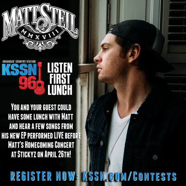 None - Matt Stell Listen First Lunch!