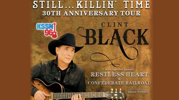 None - Win Clint Black Concert Tickets