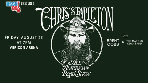 None - Meet Chris Stapleton At Verizon Arena
