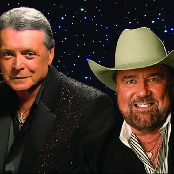None - Mickey Gilley & Johnny Lee at L'Auberge Casino
